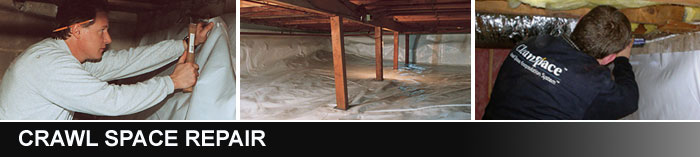 New York City Crawl Space Repair